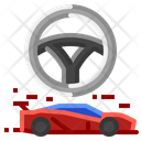 Game Car Speed Icon