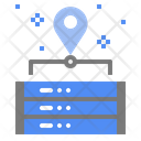 Location Virtual Server Icon