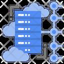 Virtual Server Platform Icon