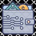 Virtual Wallet Icon