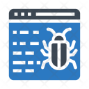 Virus Malware Threat Icon