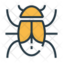 Virus Bug Insect Icon