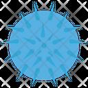 Virus Microorganism Microbial Icon