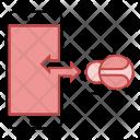 Virus Hack Smartphone Icon