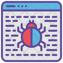 Virus Bug Hack Icon