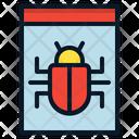 Virus Threat Malware Icon