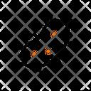 Virus Bug Bacteria Icon