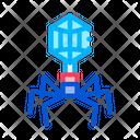 Disease Virus Pathogen Icon
