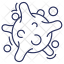 Bacteria Infection Microorganism Icon