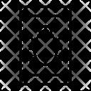 Virus Malware Mobile Icon