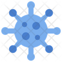 Virus Infection Disease Icon