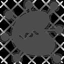 Virus Bacteria Microbe Icon