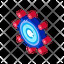 Bacillus Bacteria Biology Icon