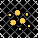 Virus Disease Color Icon