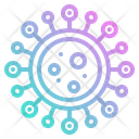 Virus Cell Life Icon