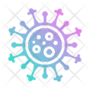 Virus Microorganism Life Icon