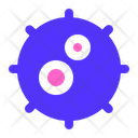 Virus Bacteria Microorganism Icon
