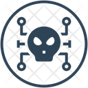 Hacker Malware Virus Icon