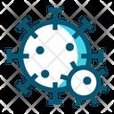 Virus Corona Virus Covid Icon