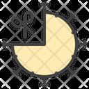 Virus Fragments Dna Icon
