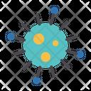 Virus Clinic Doctor Icon
