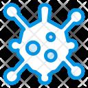 Virus Germ Bacteria Icon