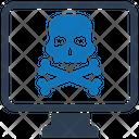 Virus Attach Icon