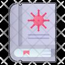 Virus Book Icon