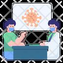 Virus Checkup Icon