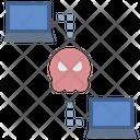 Virus Computer Icon