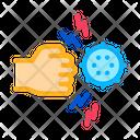 Virus Control Icon
