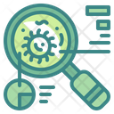 Virus Detail Researcher Search Icon
