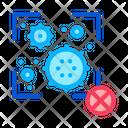 Virus Detection Icon