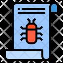Virus file Icon