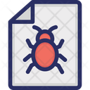 File Malware Virus Icon