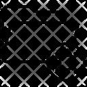 Virus Folder Virus Spam Icon