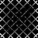 Virus In Dna Icon