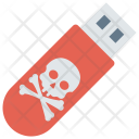 Virus Malware Danger Icon
