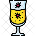 Virus In Water Icon