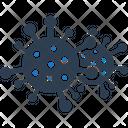 Virus Infection Icon