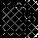 Virus Message Icon