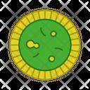 Microbe Virus Corona Icon