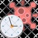 Virus Incubation Period Icon