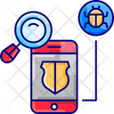 Virus Protectionm Virus Protection Antivirus Icon