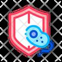 Safeguard Healthcare Bacteria Icon