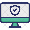 Antivirus Computer Protection Icon