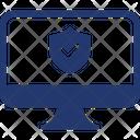 Antivirus Computer Protection Icon