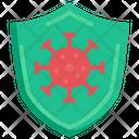 Virus Protection Virus Security Icon