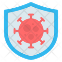 Prevention Protection Shield Icon