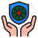 Virus Protection Icon